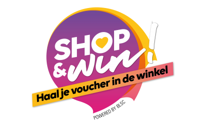 Shop & Win actie – sponsored by BLSC